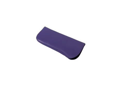 Purple Eyeglass Case