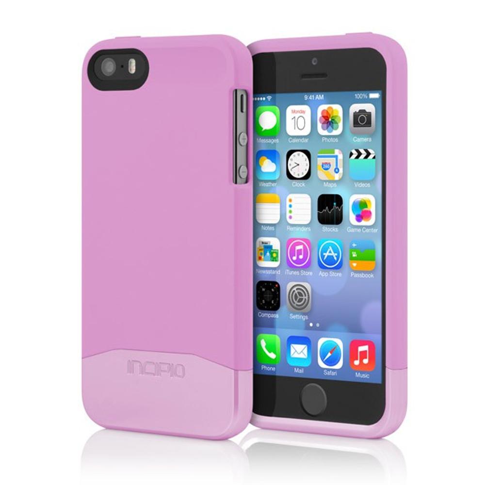 best loved 5663f 57b95 Incipio Edge Chrome Slider Case for iPhone 5S / 5 - Purple / Purple Chrome