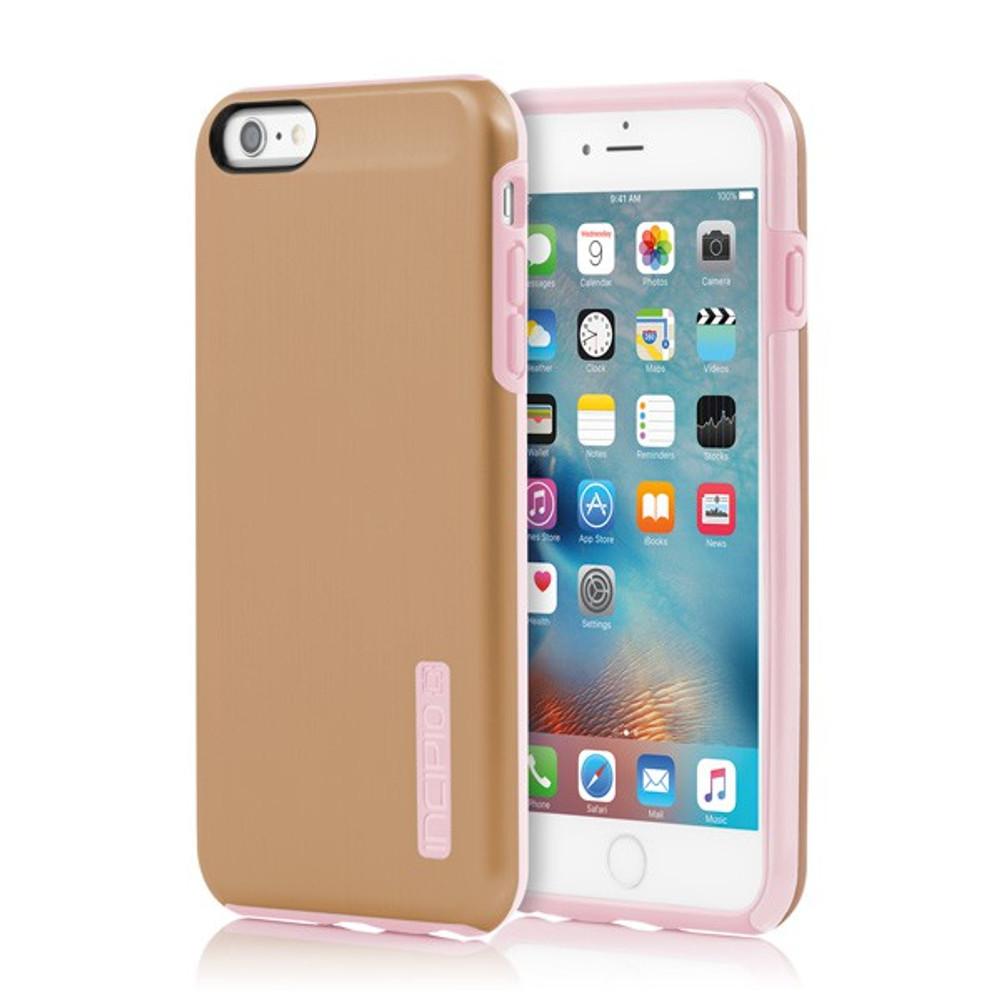 new style 20b55 ea86e Incipio DualPro Shine for iPhone 6 Plus - Rose Gold / Blush