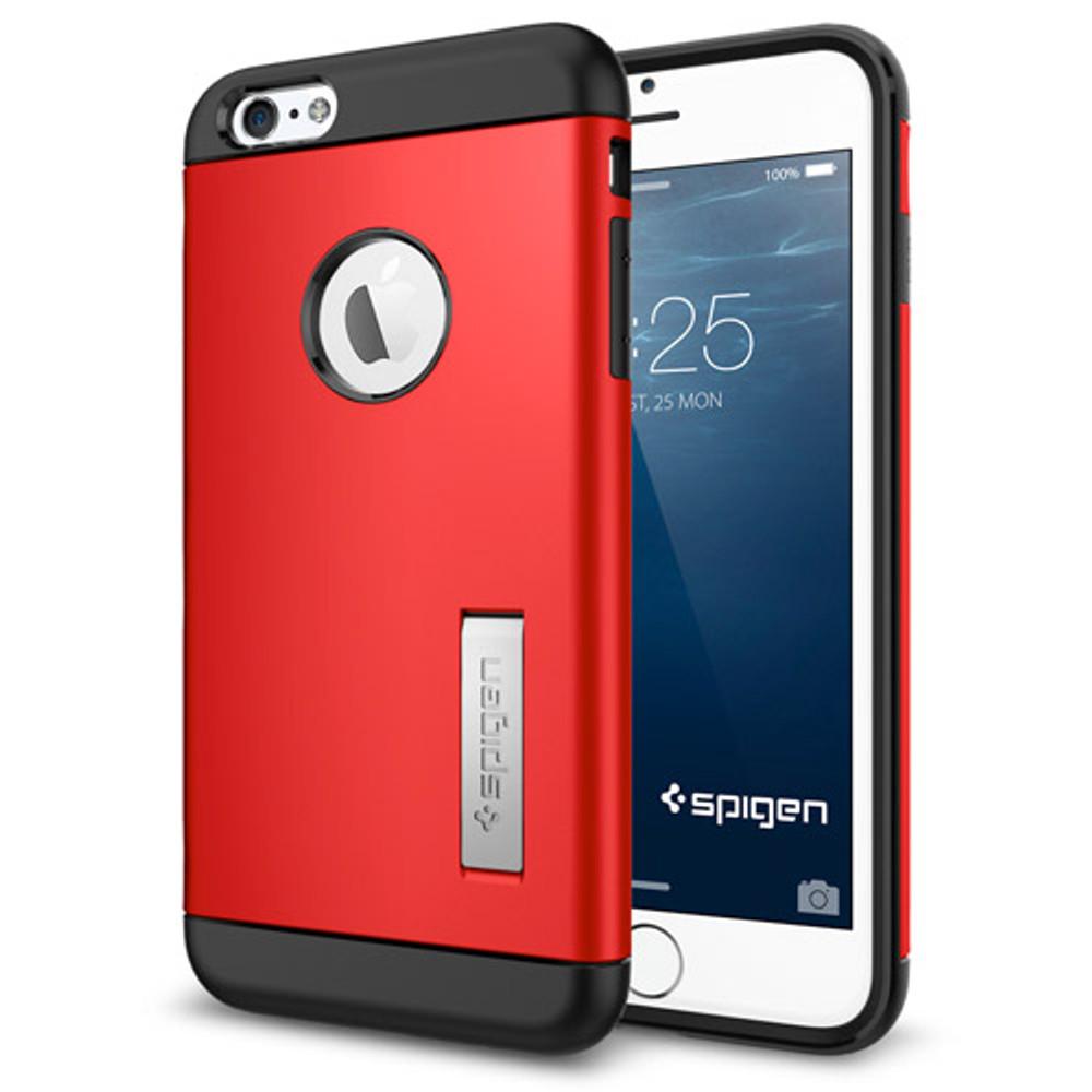 186a94d532 ... Spigen Slim Armor Case for iPhone 6S Plus / 6 Plus - Electric Red ·  http://d3d71ba2asa5oz.cloudfront.net/12015324/images/sgp109022. ...