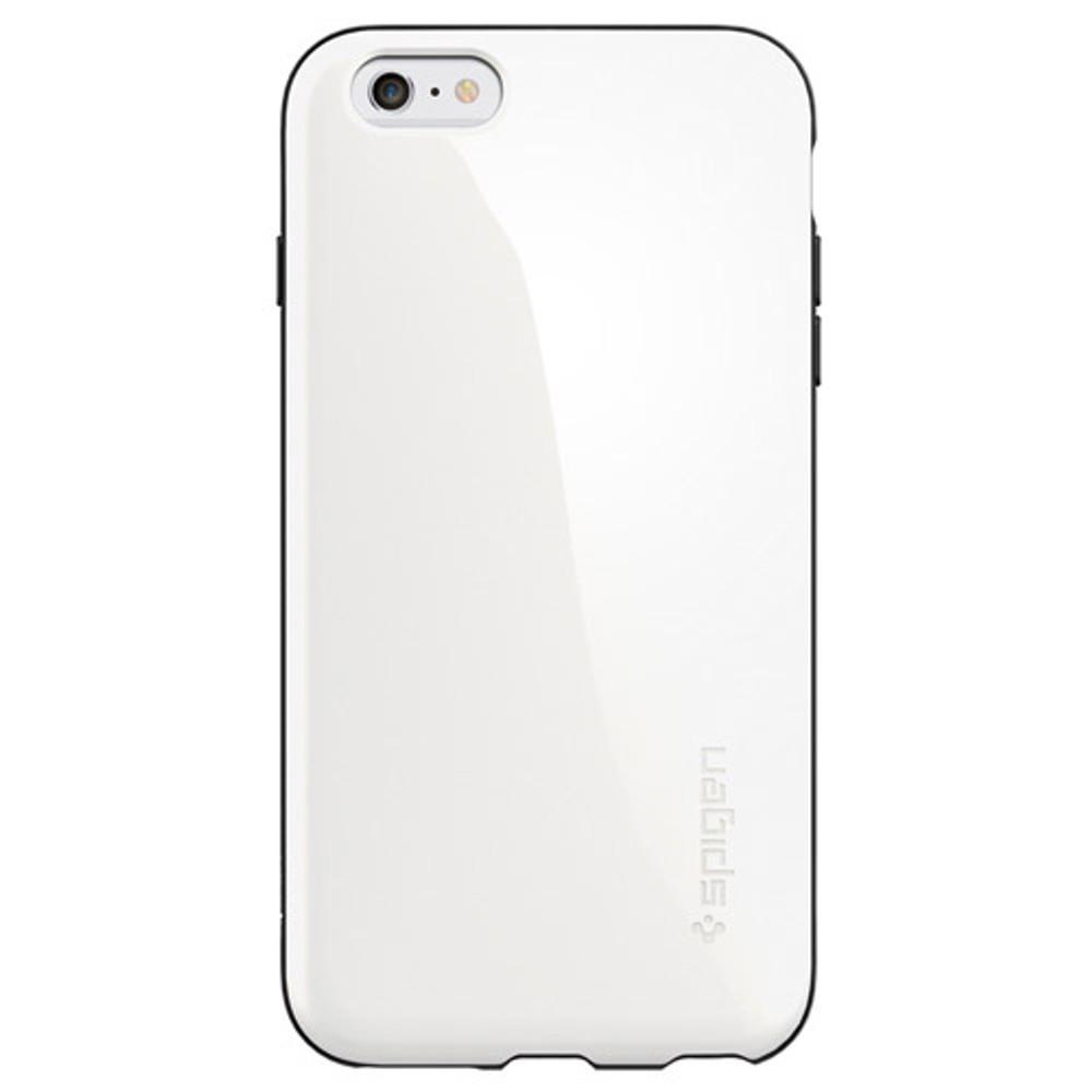 quality design 45fd3 4e151 Spigen Capella Case for iPhone 6S Plus / 6 Plus - Shimmery White