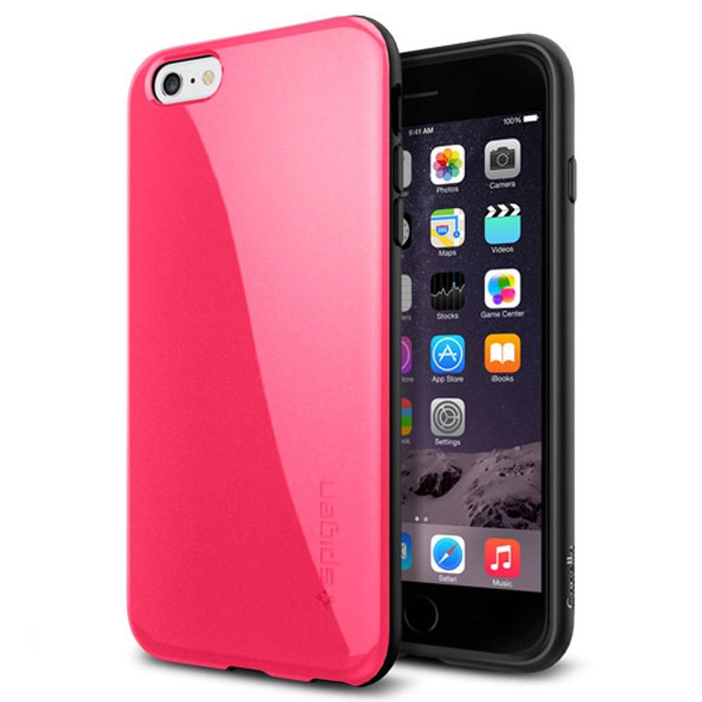san francisco 095dc c5ef7 Spigen Capella Case for iPhone 6S Plus / 6 Plus - Azalea Pink