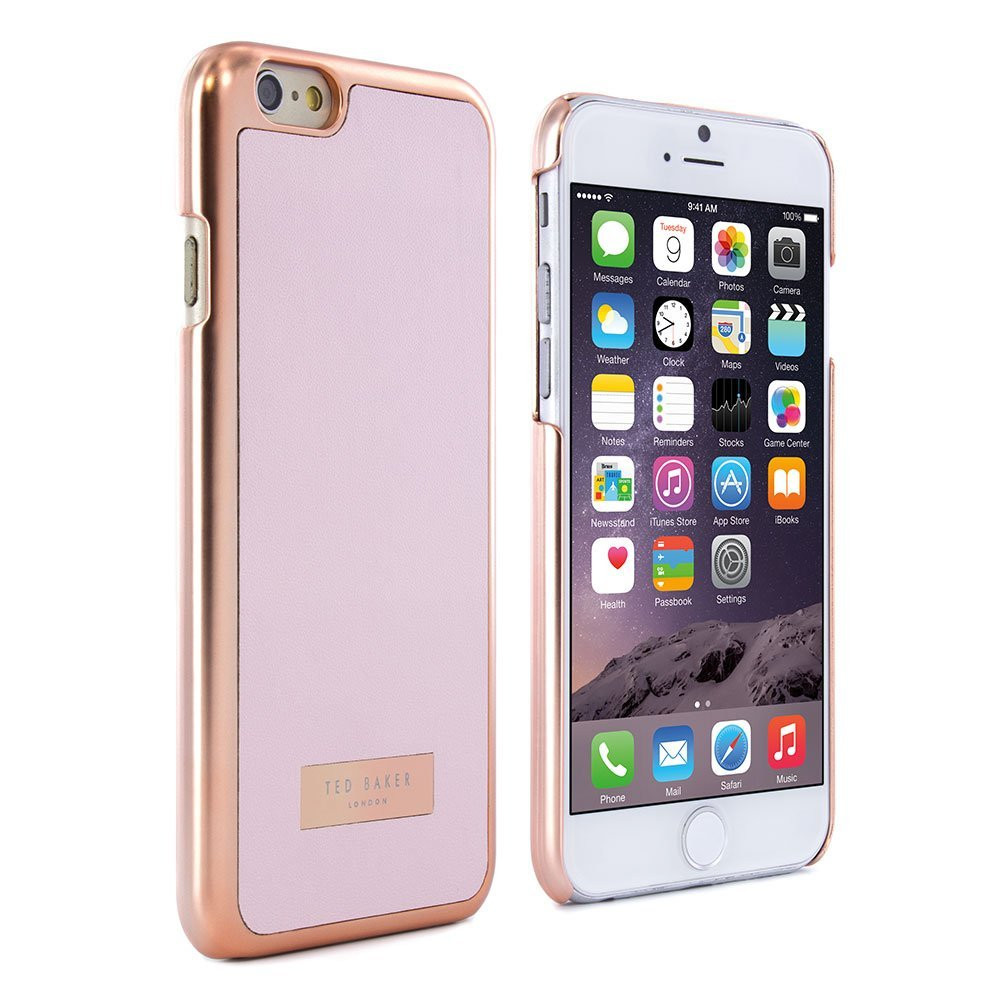 size 40 f7b9b 1d8ff Ted Baker Case for iPhone 6 - Rose Gold / Nude