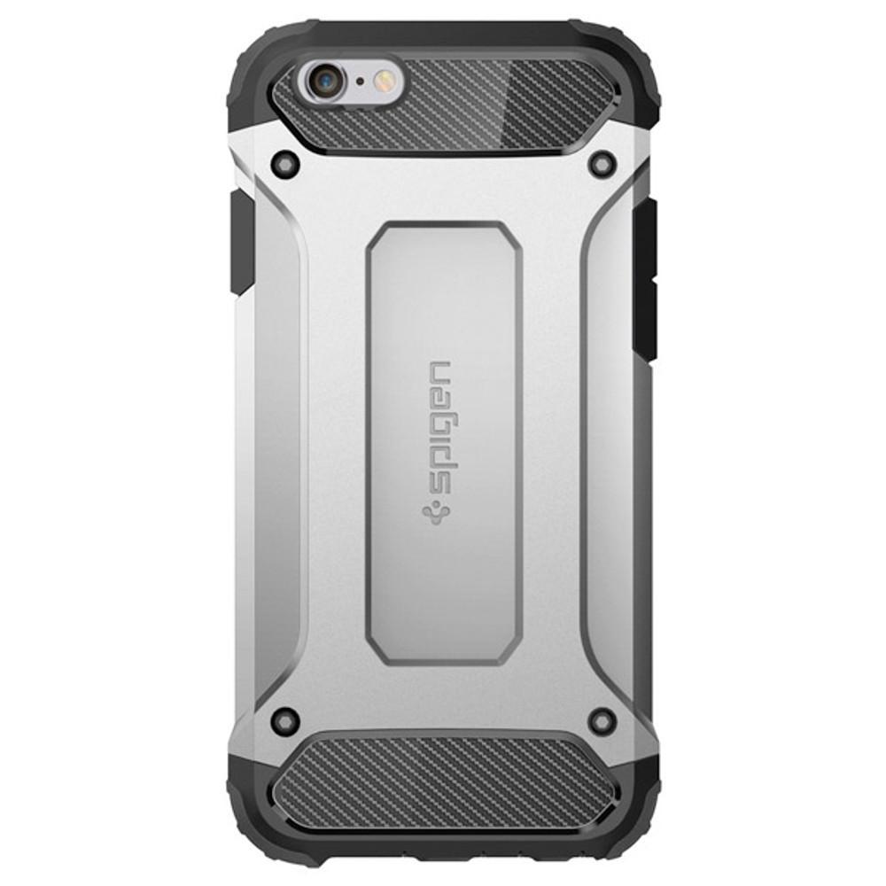 promo code d3e3d dc946 Spigen Tough Armor Tech Case for iPhone 6S / 6 - Satin Silver