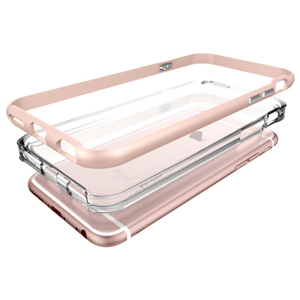 half off e82f7 2d79a Spigen Neo Hybrid Ex iPhone 6S Plus / 6 Plus Case - Rose Gold