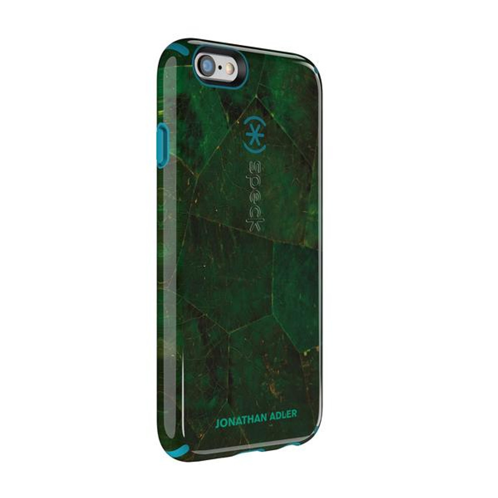 quality design e2764 61f4c Speck CandyShell Inked iPhone 6S / 6 Case - Jonathan Adler Caracas Penshell  / Peacock Glossy