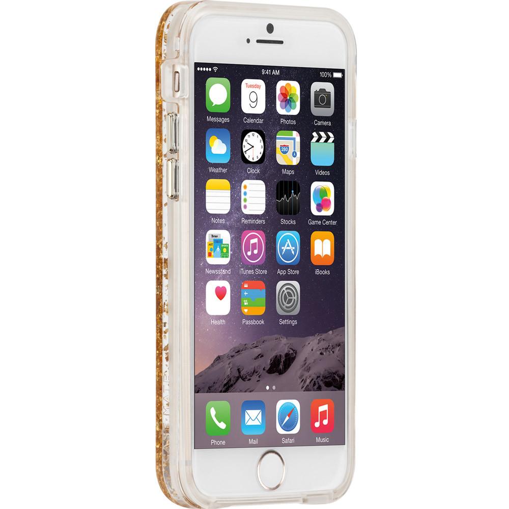 wholesale dealer 9361c 39f47 Case-Mate Karats Collection for iPhone 6S Plus / 6 Plus - Gold