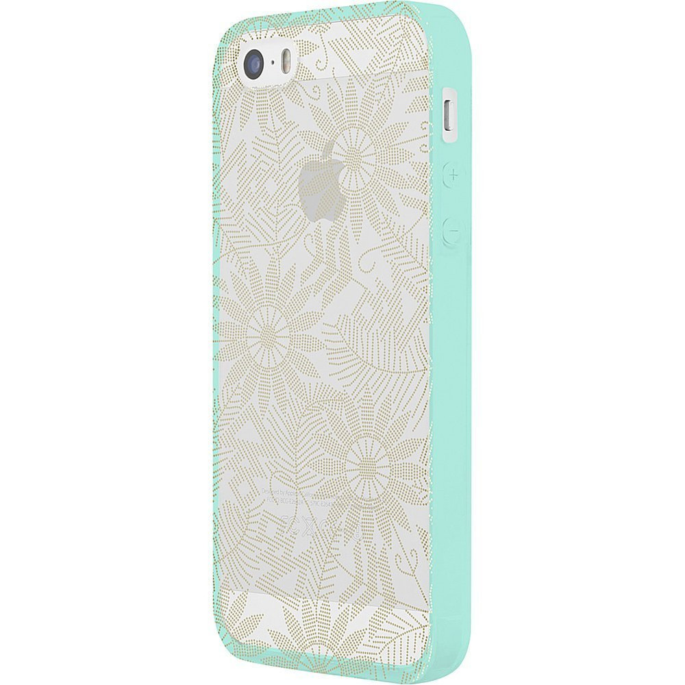 Incipio Beaded Daisy for iPhone SE - Gold