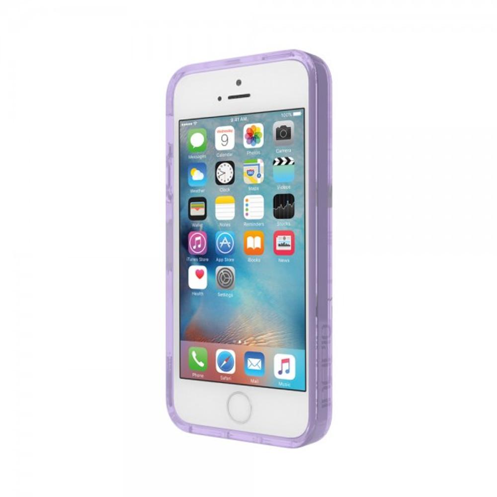 Incipio Wild Rose for iPhone SE - Purple
