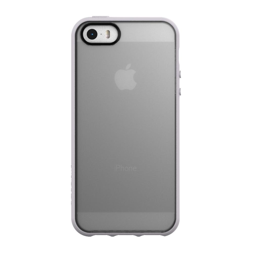 Incase Pop Case for iPhone SE - Clear / Lavender