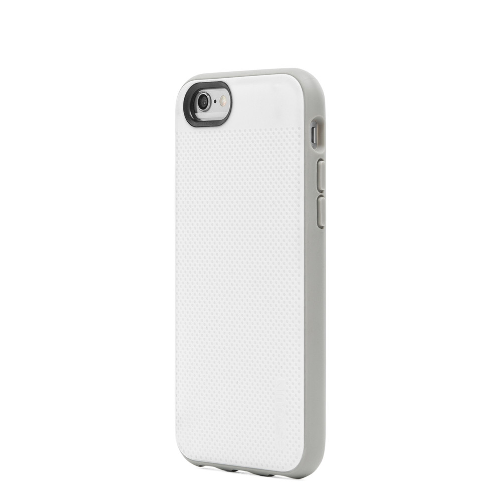 Incase Icon Case for iPhone 6 - White / Gray