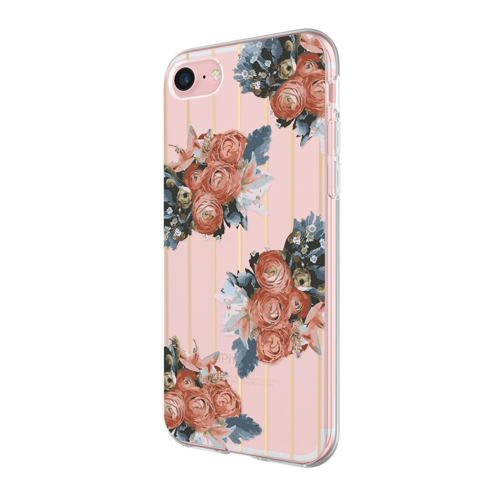 Incipio Design Series for iPhone 7 - Rustic Floral