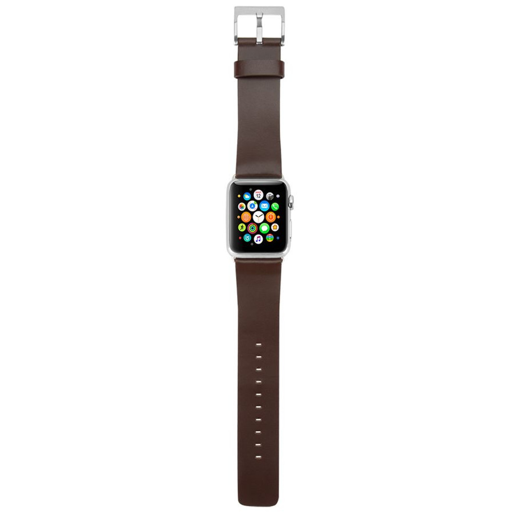 Incase Leather Band for Apple Watch 38mm - Brown