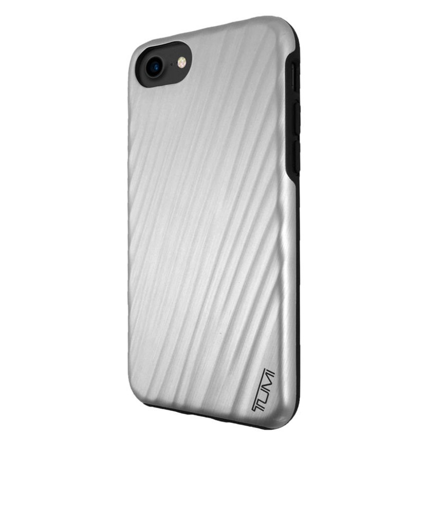 best sneakers 12fd0 8380b Tumi 19 Degree Case for iPhone 7 - Metallic Silver