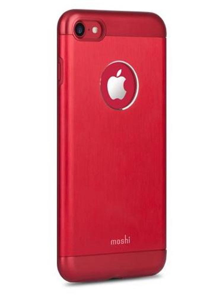 best authentic a29c6 3e185 Moshi Armour for iPhone 7 Plus - Red