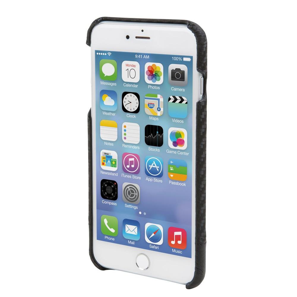 Hex Focus Case for iPhone 7 Plus - Black Carbon Fiber