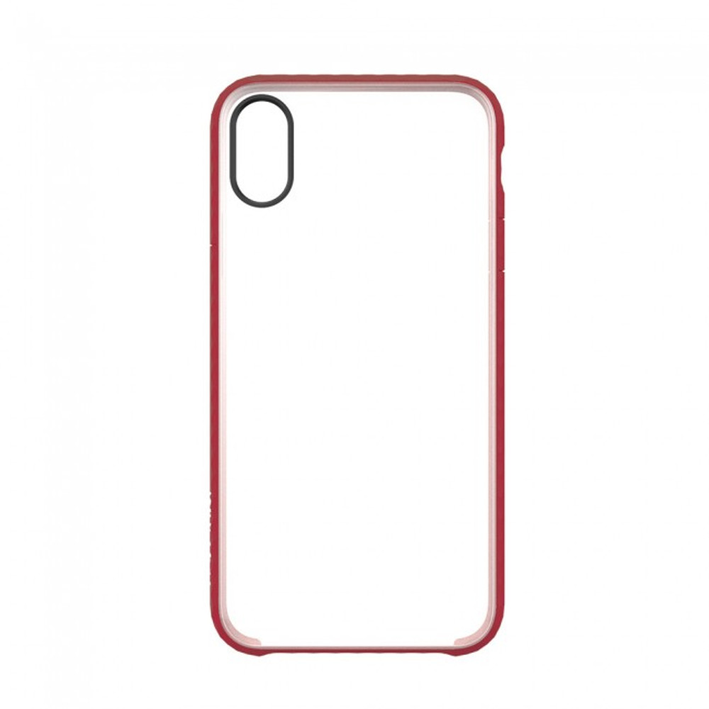 san francisco d09bb 0c7c4 Incase Pop Case for iPhone X - Clear / Red