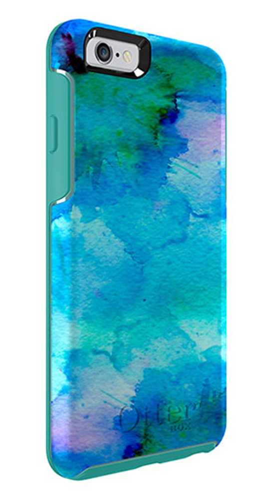 Otterbox Symmetry Series Case For Iphone 6 & Iphone 6s - Floral Pond - 77-50333