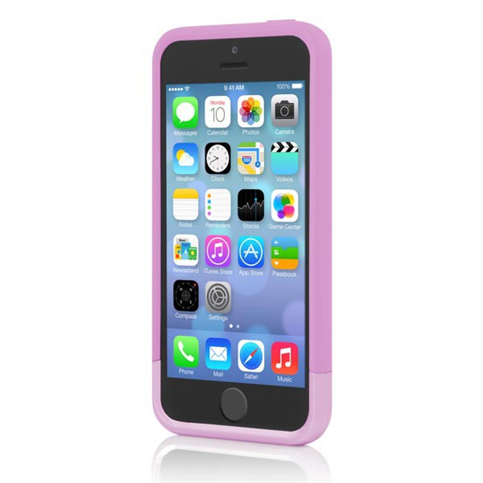 best loved 6908b eb9b1 Incipio Edge Chrome Slider Case for iPhone 5S / 5 - Purple / Purple Chrome