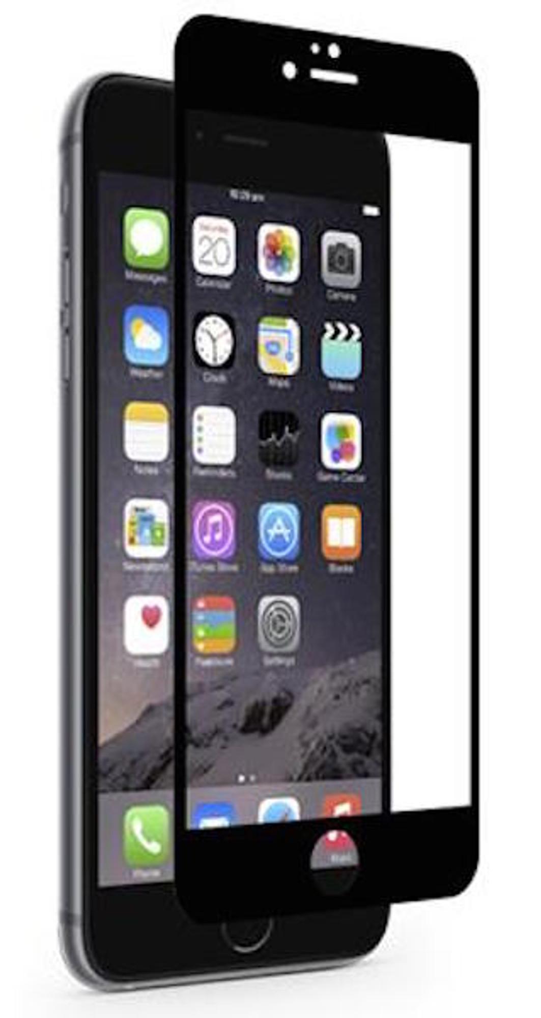 Moshi iPad Screen Protector AG Crystal Clear Screen Protector XT Black