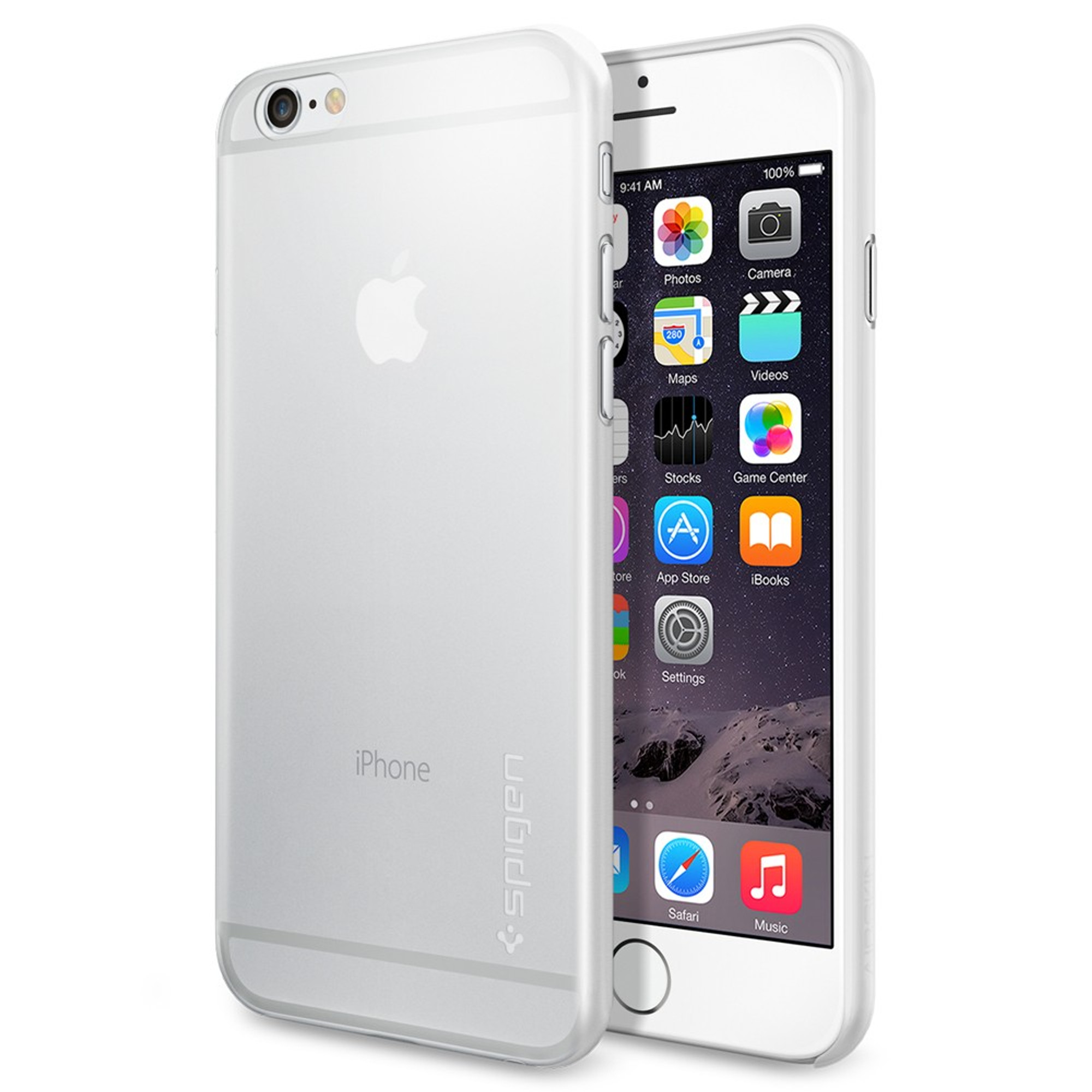 spigen iphone 6 case clear