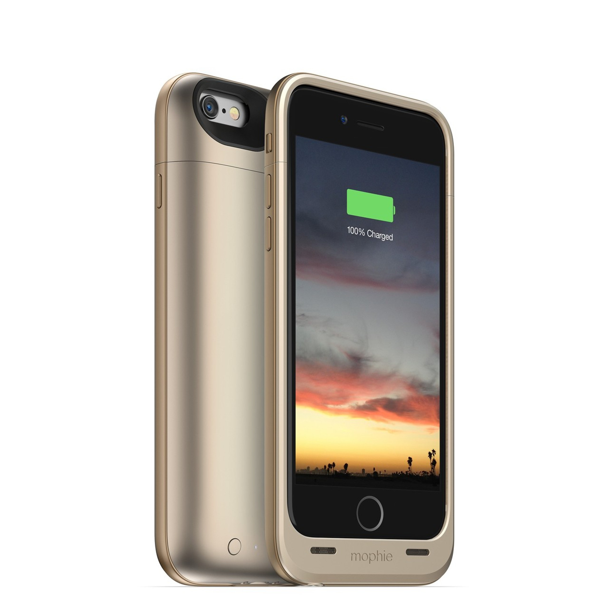 check out 78d2e 78083 mophie juice pack air for iPhone 6S / 6 - Gold