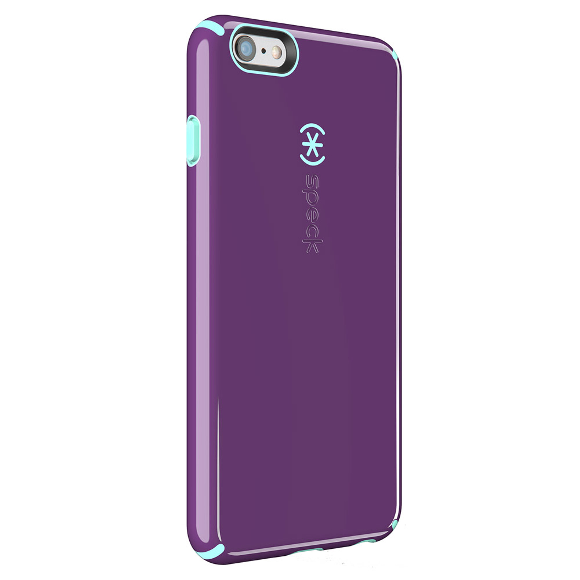 new concept b606a 197a9 Speck CandyShell iPhone 6S / 6 Case - Acai Purple / Aloe Green