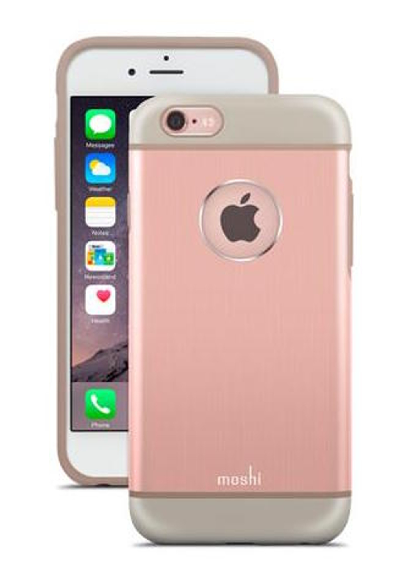 Moshi Iglaze Armour For Iphone 6s 6 Rose Gold Outfityours Com