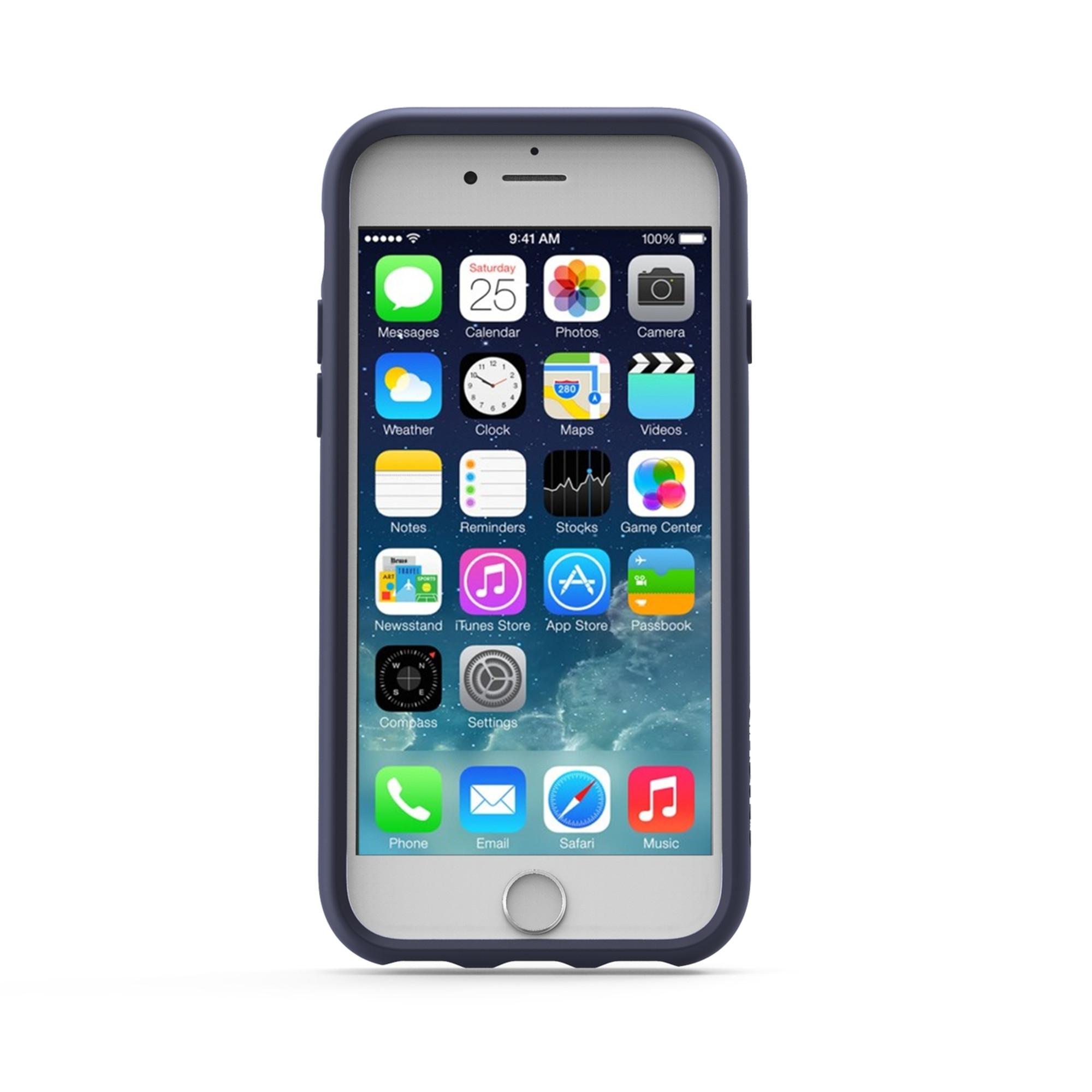 Icon Cover - Iphone 6/6S (Dark Blue