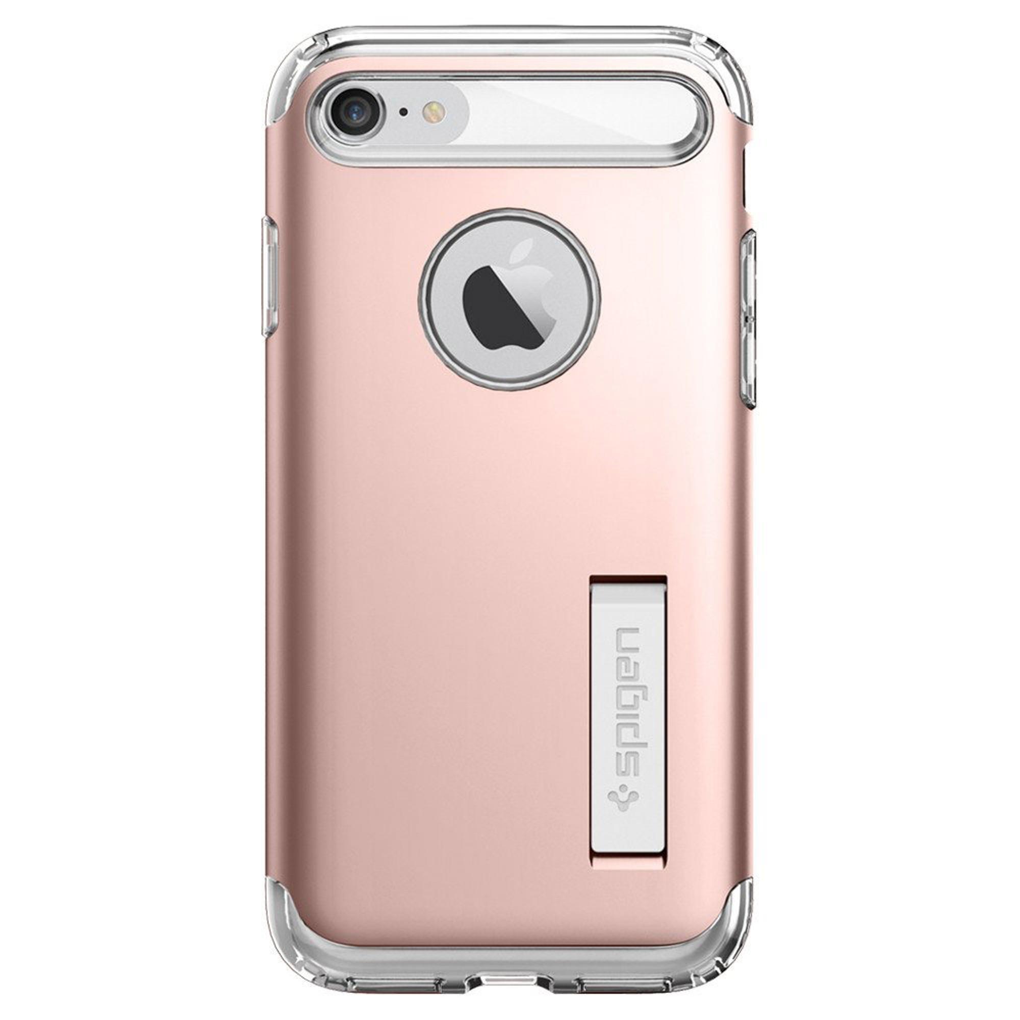 best website 7632d a4019 Spigen Slim Armor Case for iPhone 7 - Rose Gold