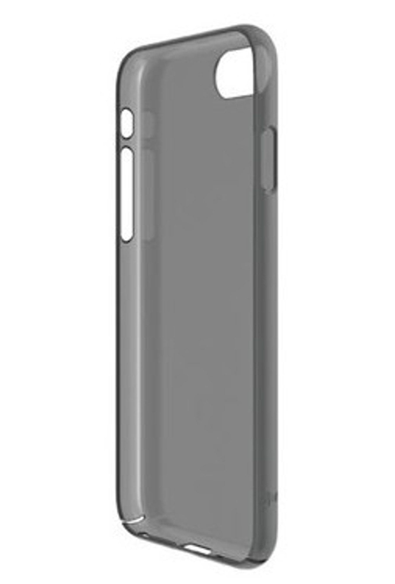 online store bdb11 cf6ee Just Mobile TENC Clear Case for iPhone 7 Plus - Matte Black
