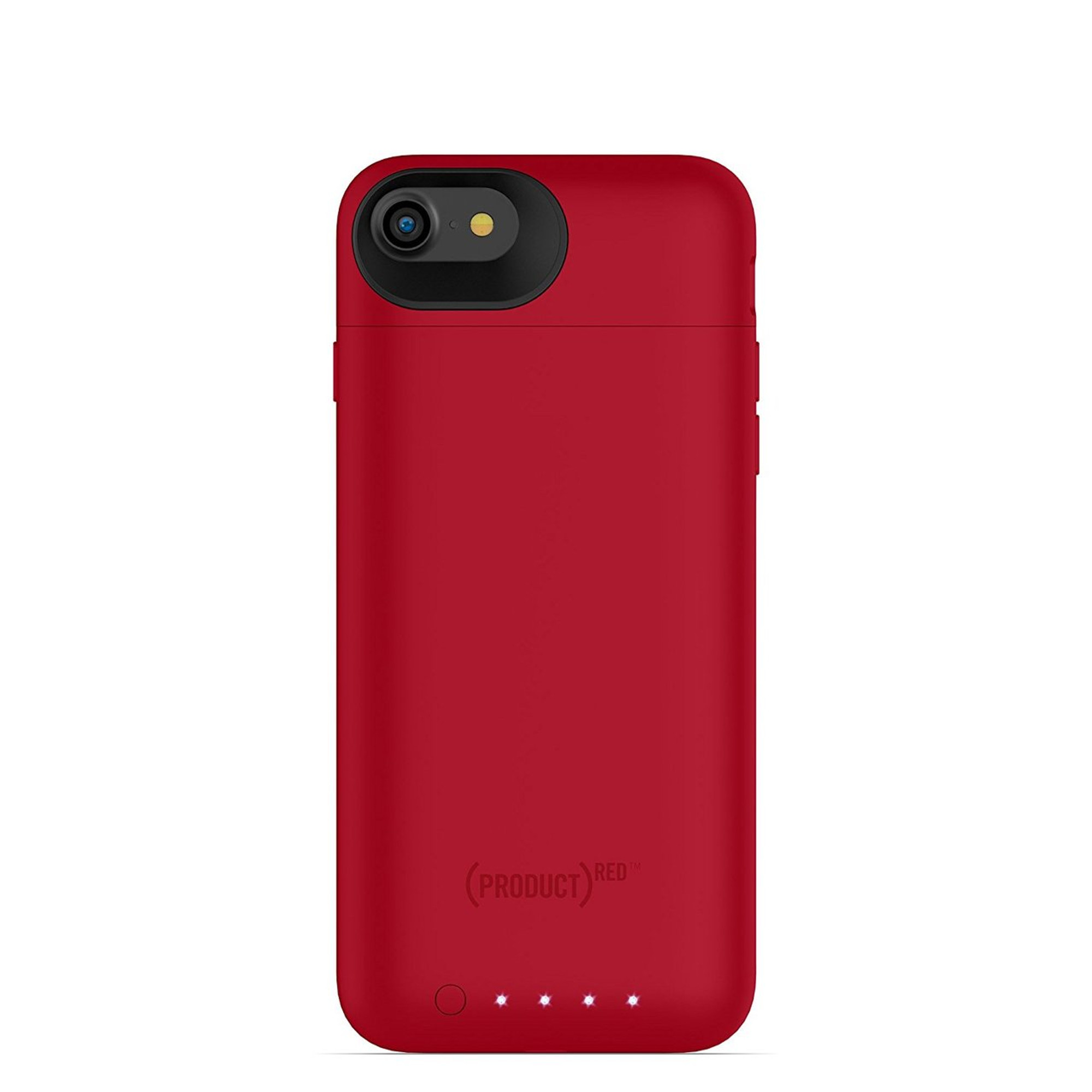 size 40 2608d d4bee mophie juice pack air for iPhone 7 Plus - Red