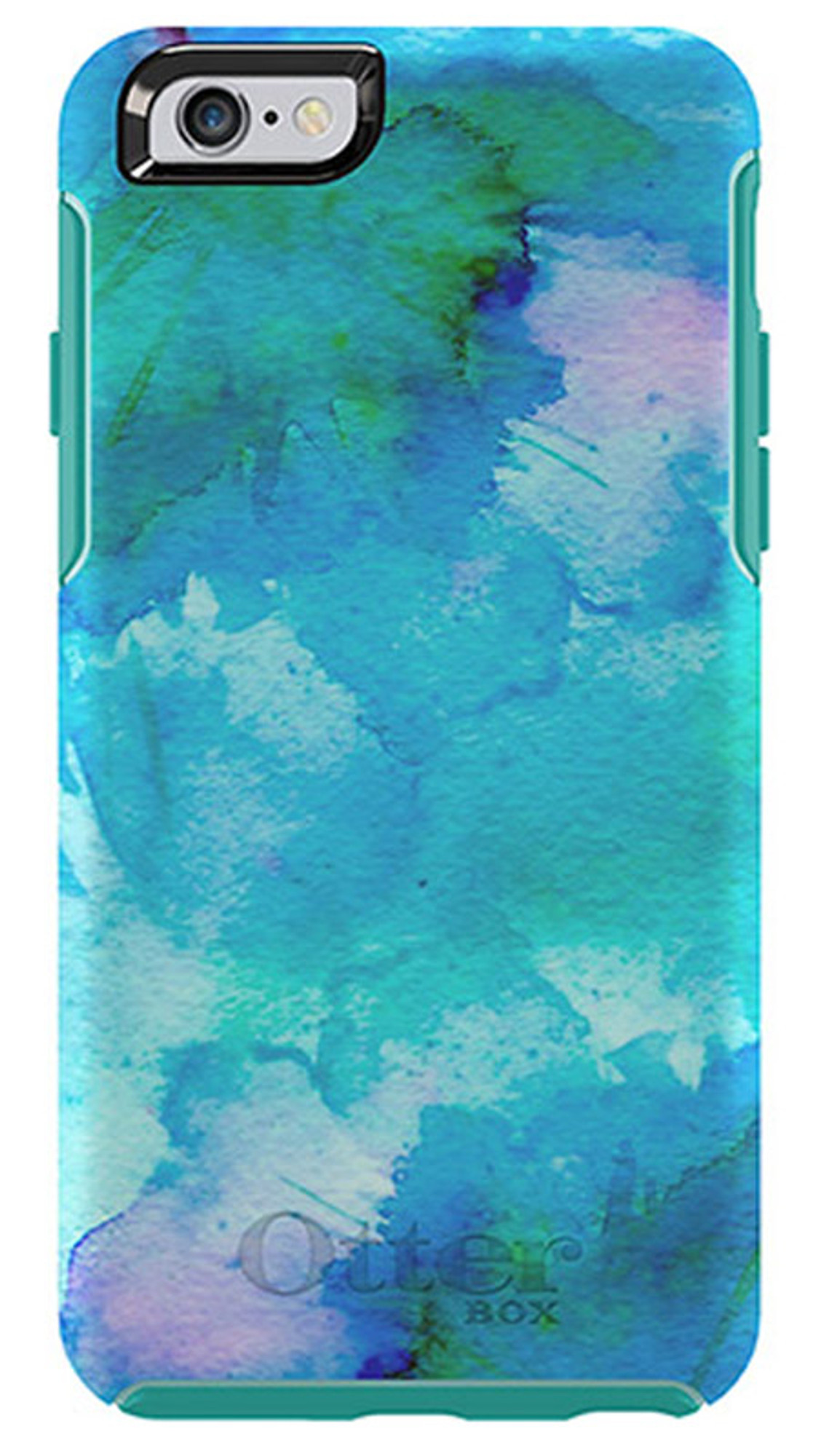 new style d34d5 29903 Otterbox Symmetry Series Case For Iphone 6 & Iphone 6s - Floral Pond -  77-50333