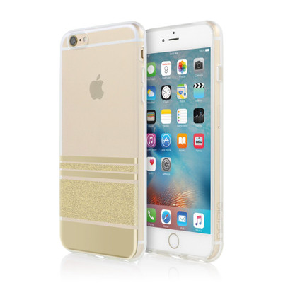 Incipio Stripes Design Series for iPhone 6S / 6 - Gold