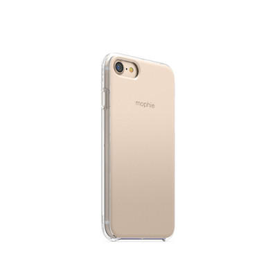 mophie Hold Force Base Case for iPhone 7 - Gold
