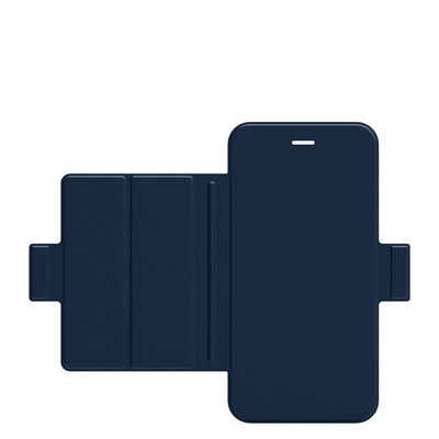 mophie Hold Force Folio for use with Base Case for iPhone 7 - Navy