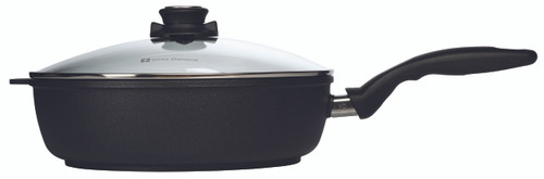XD Induction Nonstick Deep Saute Pan with Lid - 28CM X 7.5CM 4.2L