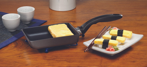 HD Nonstick Rectangular JAPANESE OMELETTE PAN 13CM X 18CM