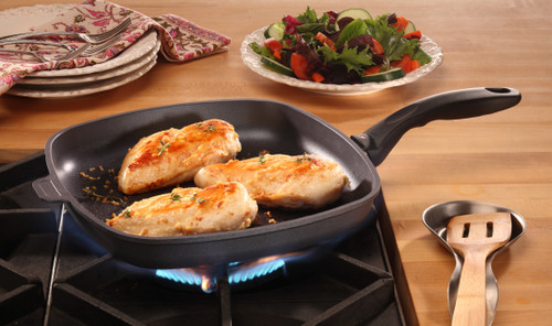 HD Nonstick SQUARE FRY PAN 28x28cm X 4cm