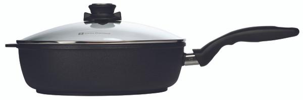 XD Induction Nonstick Deep Saute Pan with Lid - 28CM X 7.5CM 4.2L
