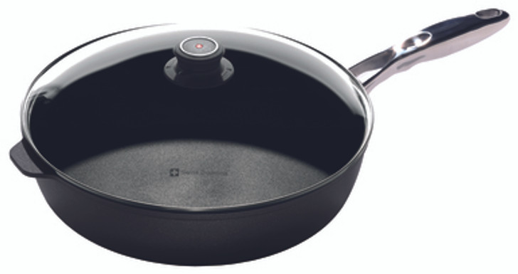 XD Nonstick Deep Saute Pan With Stainless Steel Handle & Lid - 32CM X 7.5CM 5.5L