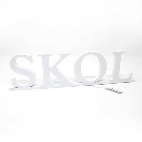 Word Art - SKOL