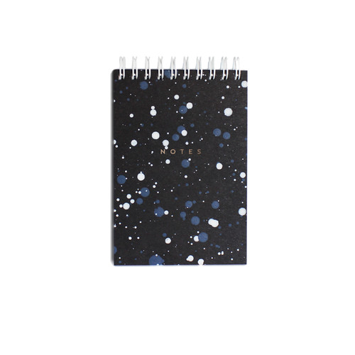 Moglea - Notebook - Mini Book - Black