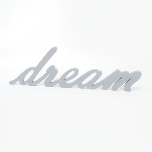 Word Art - Dream (6 Colors)
