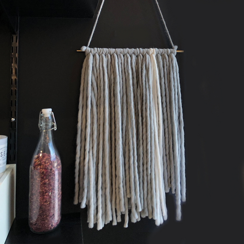 Bar Boho Yarn Art