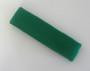 Green terry sport headband for sweat