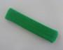 Bright green long sport headband terry cloth for sweat