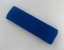 Large blue sports sweat headband pro