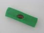 Bright green custom headband sport sweat terry