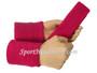 Hot Pink Sports Headband 4inch Men's Wristbands Set